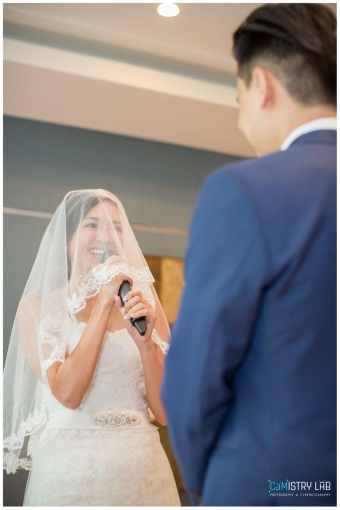 Wedding Solemnization - Nicholas & Jasmine by LOVEBLUSH - 009