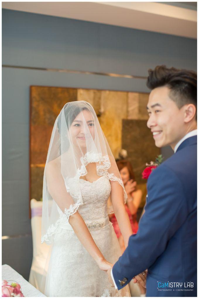 Wedding Solemnization - Nicholas & Jasmine by LOVEBLUSH - 012