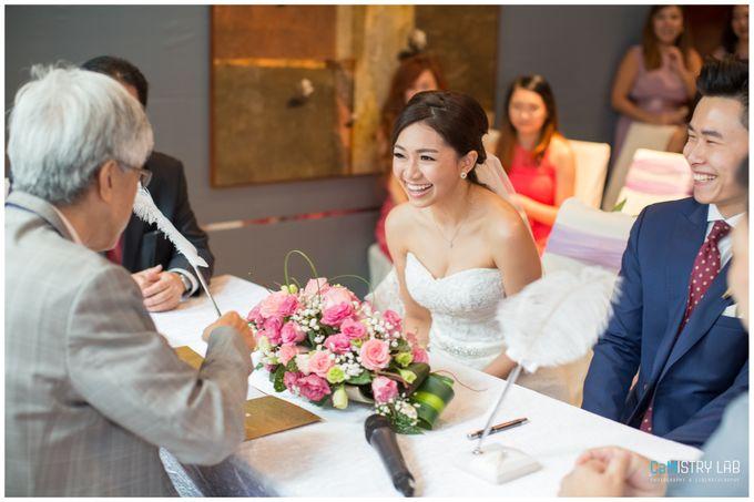 Wedding Solemnization - Nicholas & Jasmine by LOVEBLUSH - 013