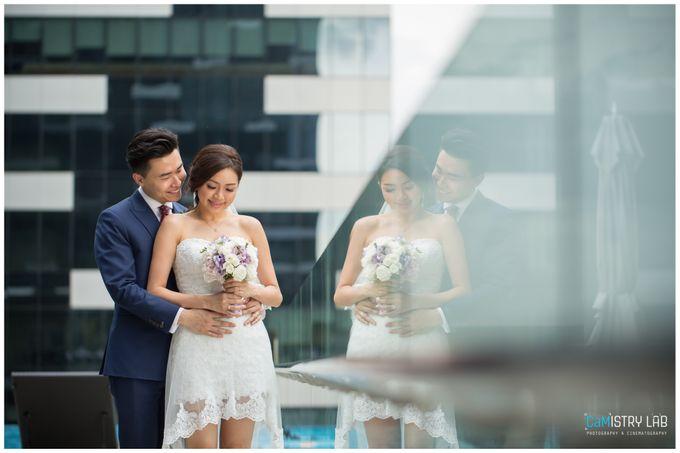 Wedding Solemnization - Nicholas & Jasmine by LOVEBLUSH - 021