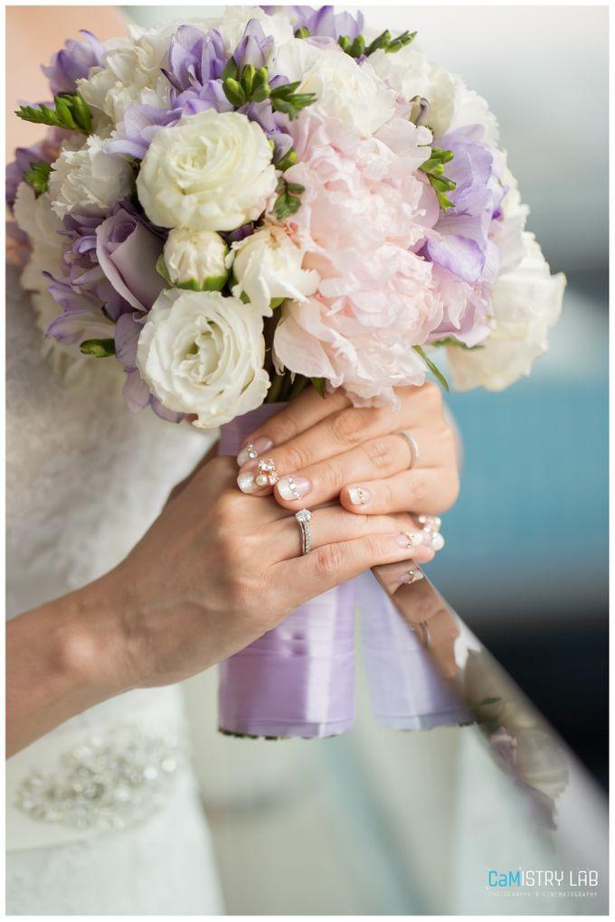 Wedding Solemnization - Nicholas & Jasmine by LOVEBLUSH - 022