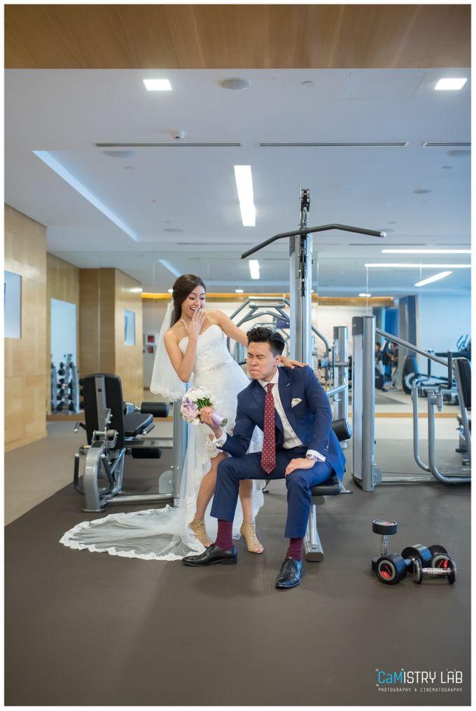 Wedding Solemnization - Nicholas & Jasmine by LOVEBLUSH - 023