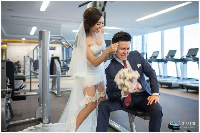 Wedding Solemnization - Nicholas & Jasmine by LOVEBLUSH - 024