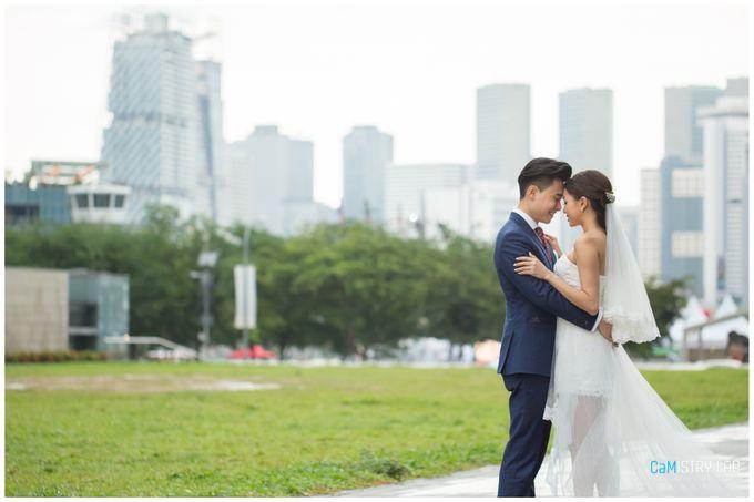 Wedding Solemnization - Nicholas & Jasmine by LOVEBLUSH - 025