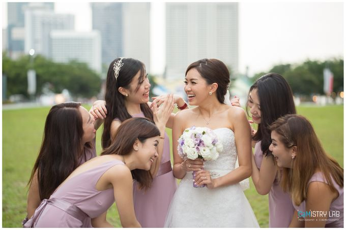 Wedding Solemnization - Nicholas & Jasmine by LOVEBLUSH - 028