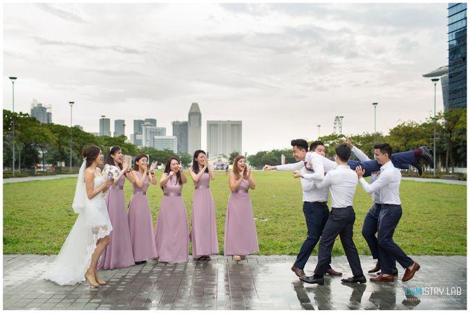 Wedding Solemnization - Nicholas & Jasmine by LOVEBLUSH - 029
