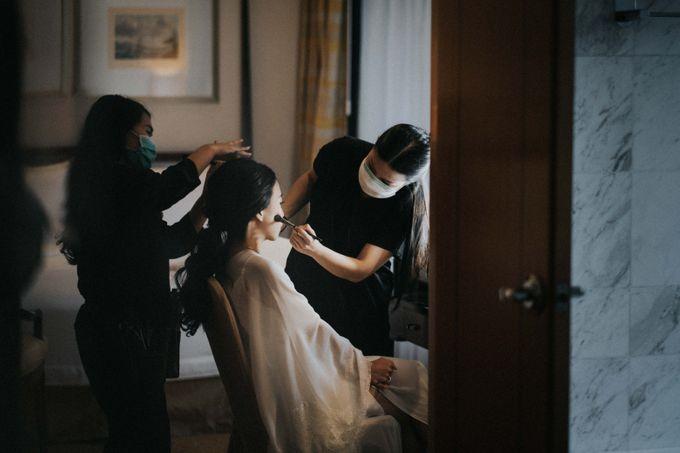 NICHOLAS & FRIESKA WEDDING by Enfocar - 003