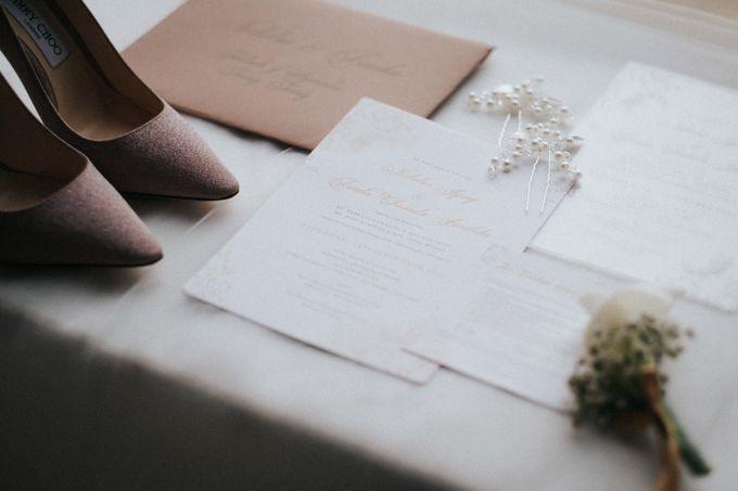 NICHOLAS & FRIESKA WEDDING by Enfocar - 002