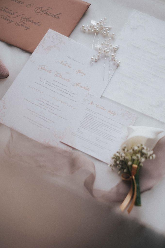 NICHOLAS & FRIESKA WEDDING by Enfocar - 005