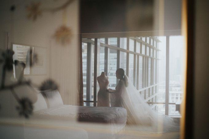NICHOLAS & FRIESKA WEDDING by Enfocar - 018