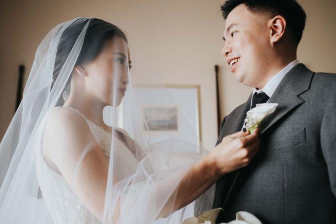 NICHOLAS & FRIESKA WEDDING by Enfocar - 035