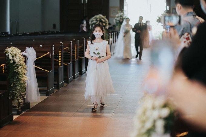 NICHOLAS & FRIESKA WEDDING by Enfocar - 038