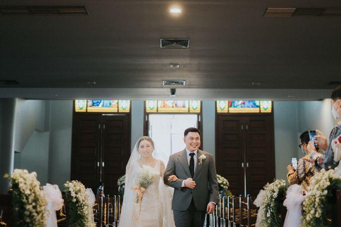 NICHOLAS & FRIESKA WEDDING by Enfocar - 039