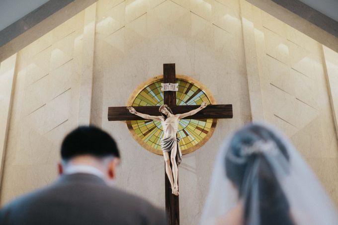 NICHOLAS & FRIESKA WEDDING by Enfocar - 040