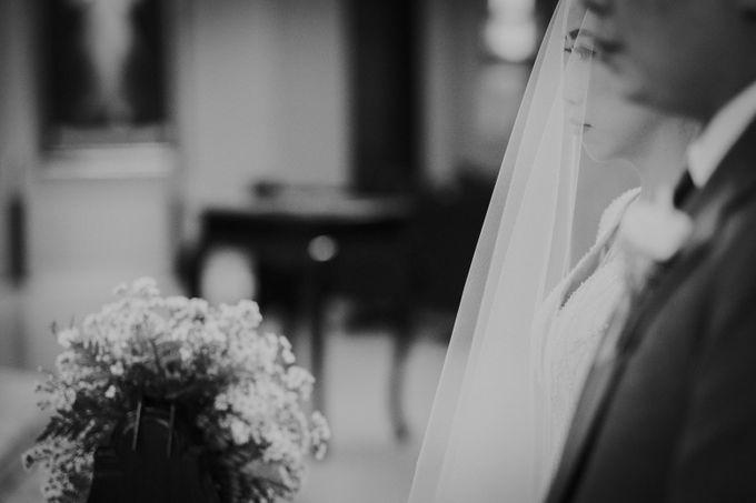 NICHOLAS & FRIESKA WEDDING by Enfocar - 042