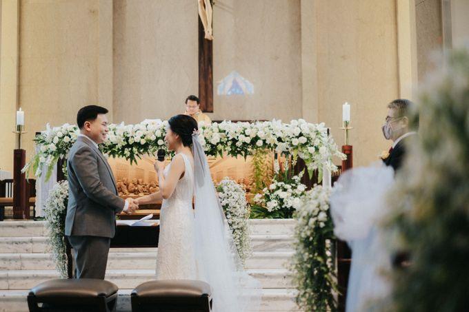 NICHOLAS & FRIESKA WEDDING by Enfocar - 045