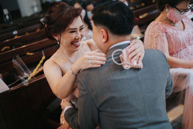 NICHOLAS & FRIESKA WEDDING by Enfocar - 049