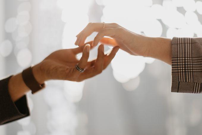 Pre Wedding : Nickho & Elizabeth by CARA wedding - 007
