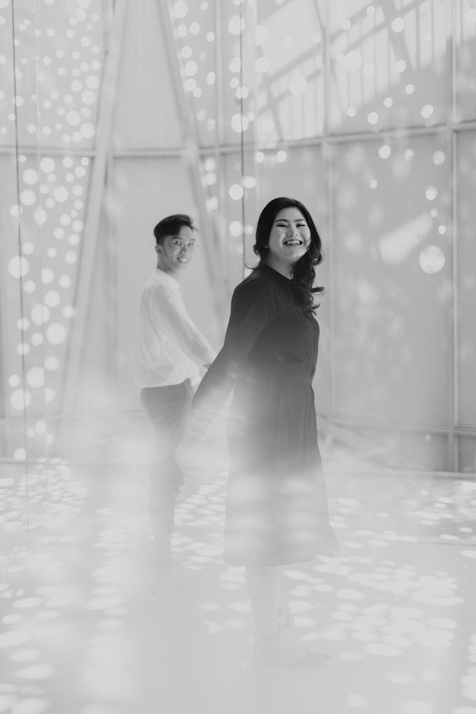 Pre Wedding : Nickho & Elizabeth by CARA wedding - 001