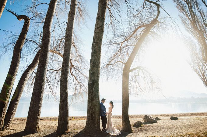 Worth The Wait -  The Prewedding of Nico and Thasia by Ivan by Axioo - 001