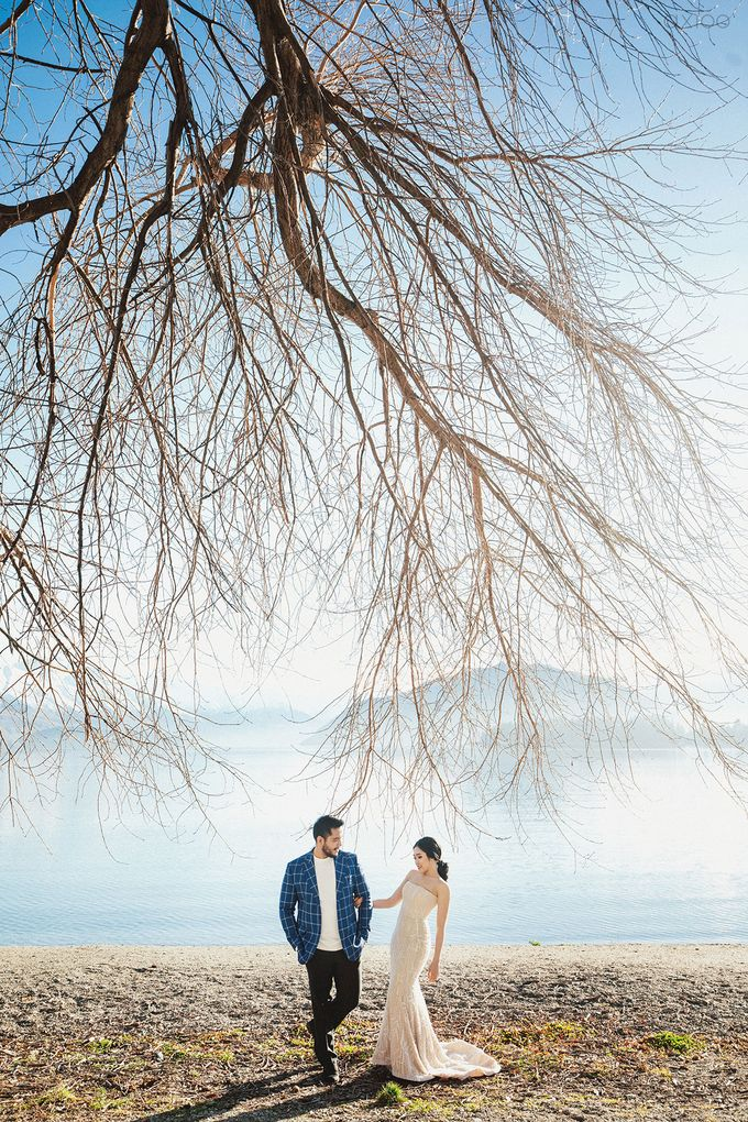 Worth The Wait -  The Prewedding of Nico and Thasia by Ivan by Axioo - 002