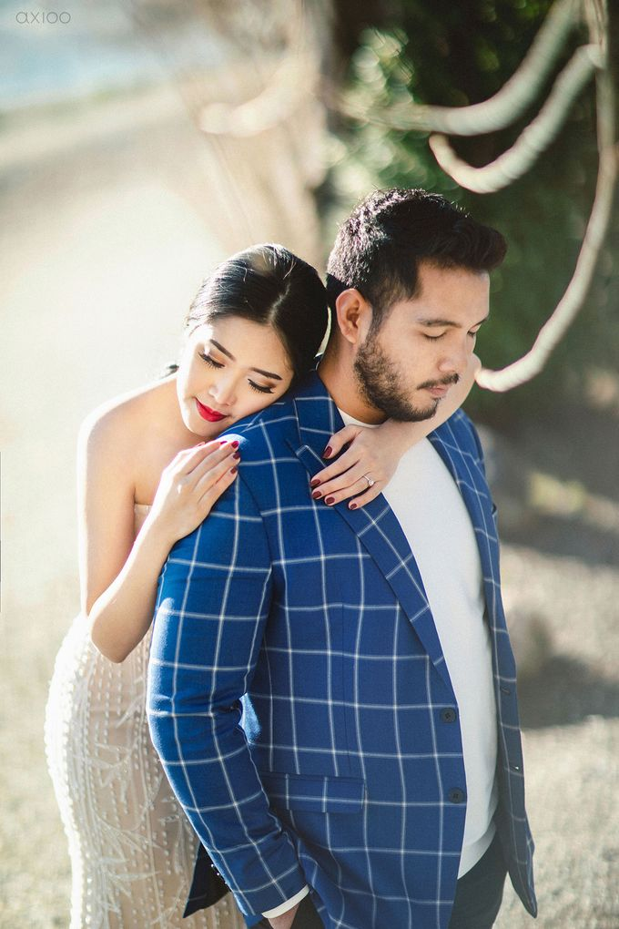 Worth The Wait -  The Prewedding of Nico and Thasia by Ivan by Axioo - 005
