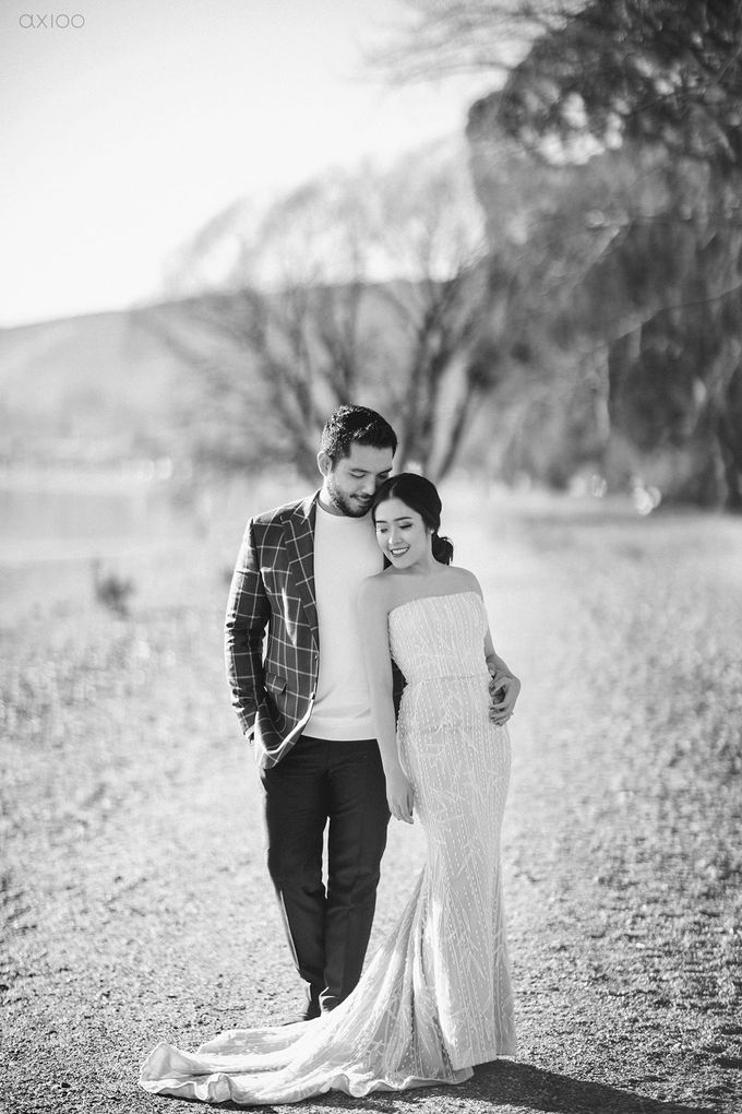 Worth The Wait -  The Prewedding of Nico and Thasia by Ivan by Axioo - 006