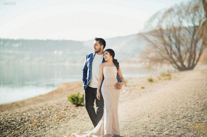 Worth The Wait -  The Prewedding of Nico and Thasia by Ivan by Axioo - 007