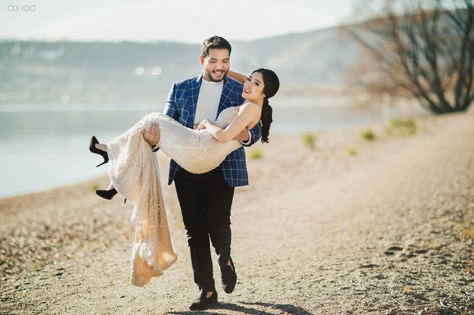 Worth The Wait -  The Prewedding of Nico and Thasia by Ivan by Axioo - 008