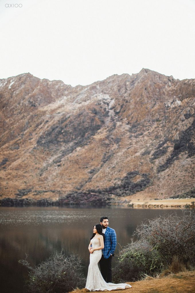 Worth The Wait -  The Prewedding of Nico and Thasia by Ivan by Axioo - 009