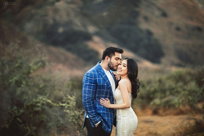 Worth The Wait -  The Prewedding of Nico and Thasia by Ivan by Axioo - 010