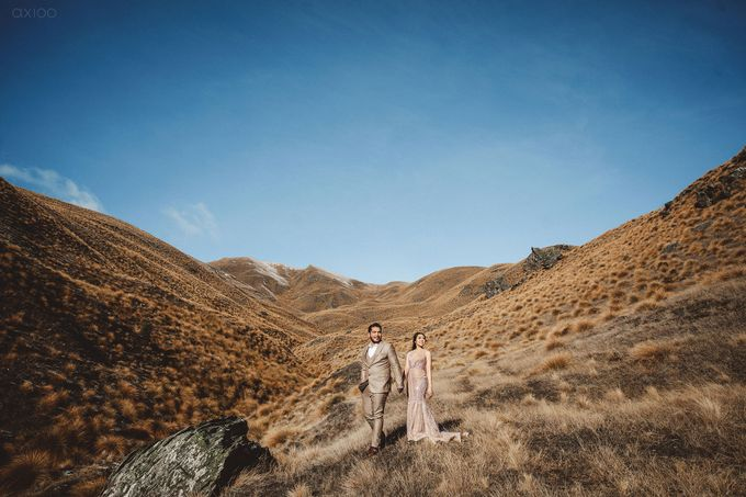 Worth The Wait -  The Prewedding of Nico and Thasia by Ivan by Axioo - 011