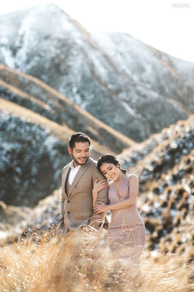 Worth The Wait -  The Prewedding of Nico and Thasia by Ivan by Axioo - 012