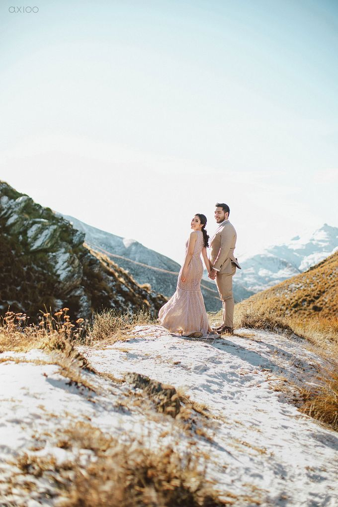 Worth The Wait -  The Prewedding of Nico and Thasia by Ivan by Axioo - 015