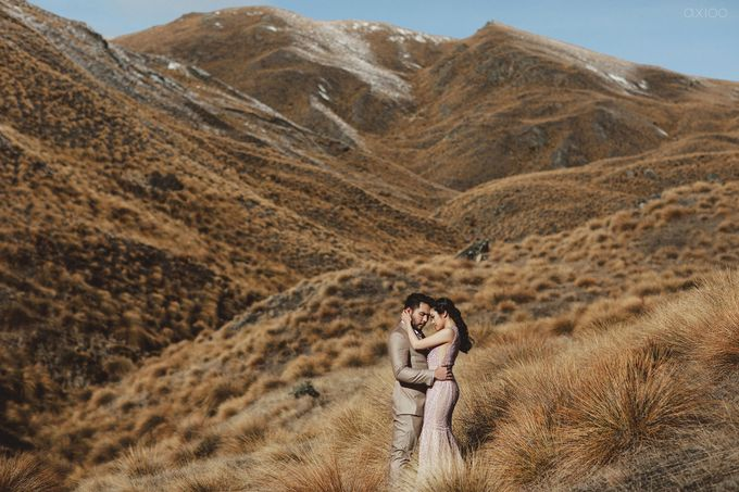 Worth The Wait -  The Prewedding of Nico and Thasia by Ivan by Axioo - 016