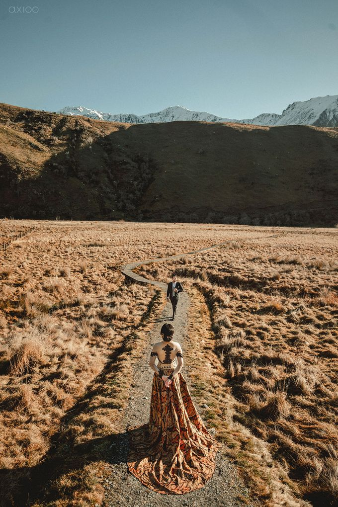 Worth The Wait -  The Prewedding of Nico and Thasia by Ivan by Axioo - 017
