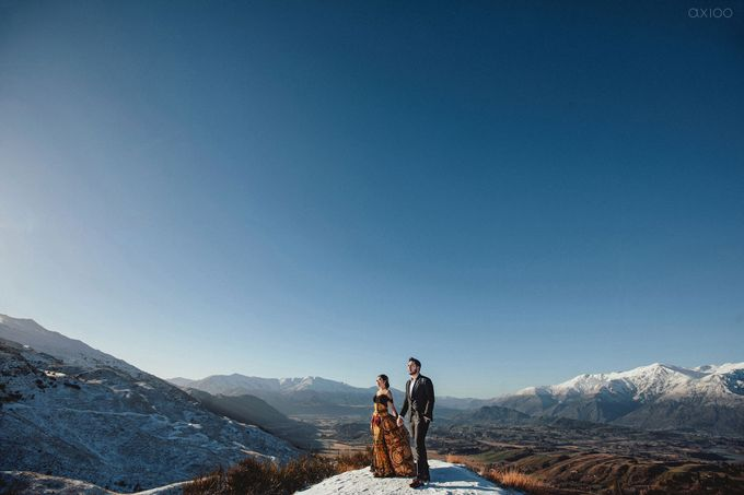 Worth The Wait -  The Prewedding of Nico and Thasia by Ivan by Axioo - 022