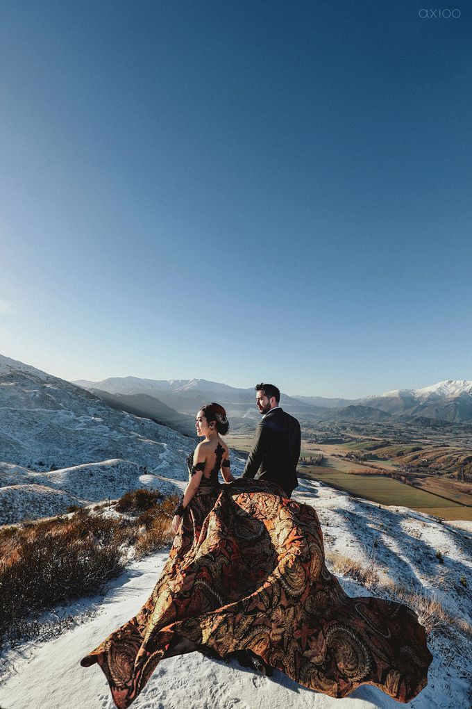 Worth The Wait -  The Prewedding of Nico and Thasia by Ivan by Axioo - 023
