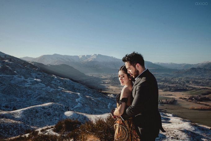 Worth The Wait -  The Prewedding of Nico and Thasia by Ivan by Axioo - 024