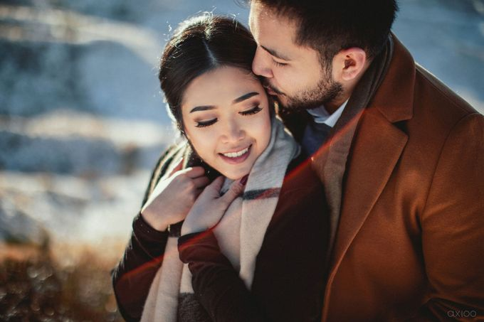 Worth The Wait -  The Prewedding of Nico and Thasia by Ivan by Axioo - 027