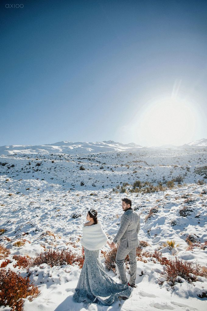 Worth The Wait -  The Prewedding of Nico and Thasia by Ivan by Axioo - 032