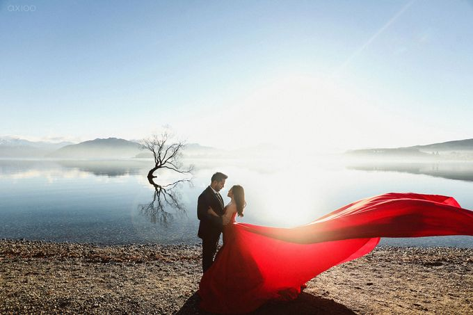 Worth The Wait -  The Prewedding of Nico and Thasia by Ivan by Axioo - 034