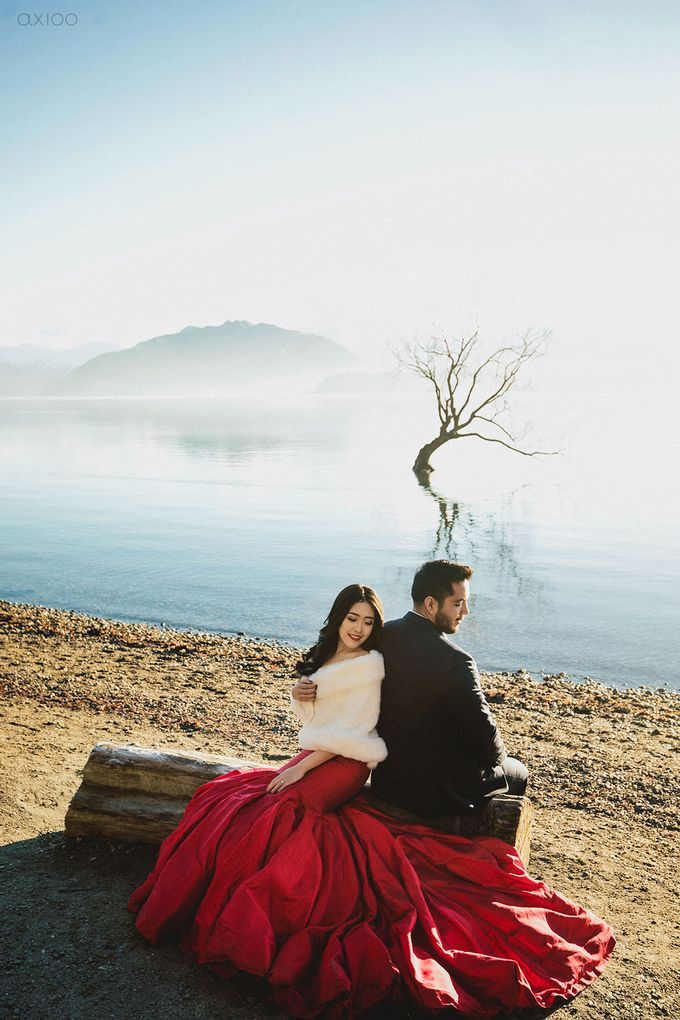 Worth The Wait -  The Prewedding of Nico and Thasia by Ivan by Axioo - 036