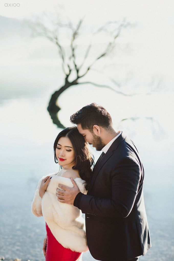 Worth The Wait -  The Prewedding of Nico and Thasia by Ivan by Axioo - 037