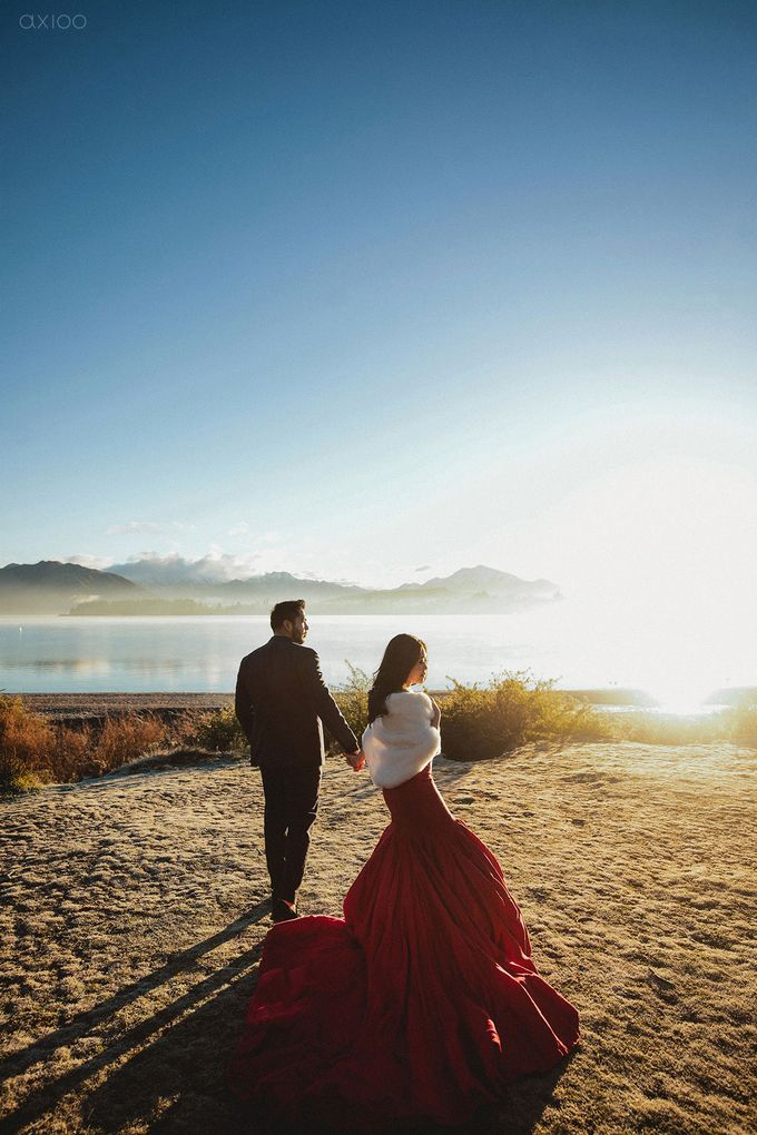 Worth The Wait -  The Prewedding of Nico and Thasia by Ivan by Axioo - 038