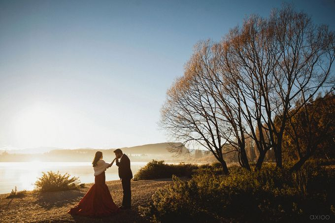 Worth The Wait -  The Prewedding of Nico and Thasia by Ivan by Axioo - 039