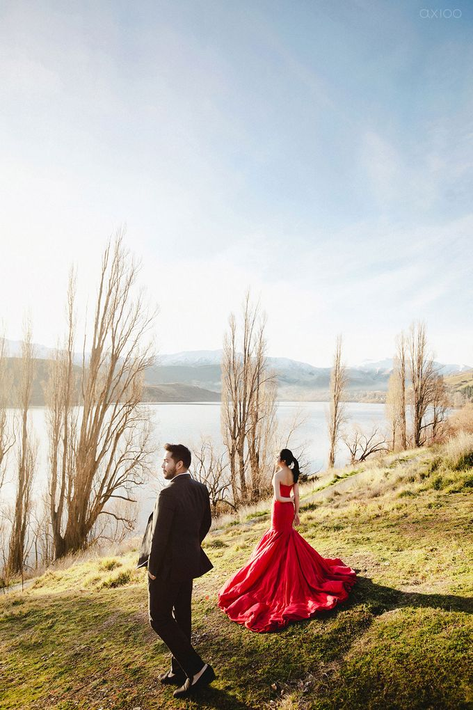Worth The Wait -  The Prewedding of Nico and Thasia by Ivan by Axioo - 042