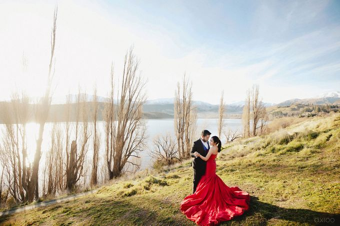 Worth The Wait -  The Prewedding of Nico and Thasia by Ivan by Axioo - 044