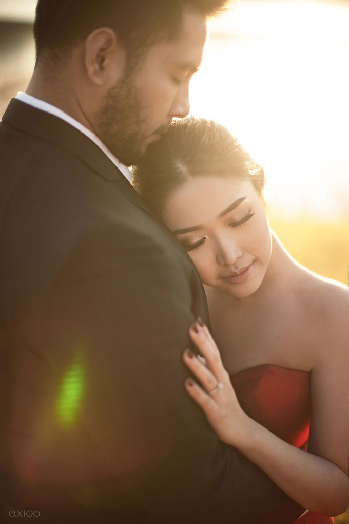 Worth The Wait -  The Prewedding of Nico and Thasia by Ivan by Axioo - 046