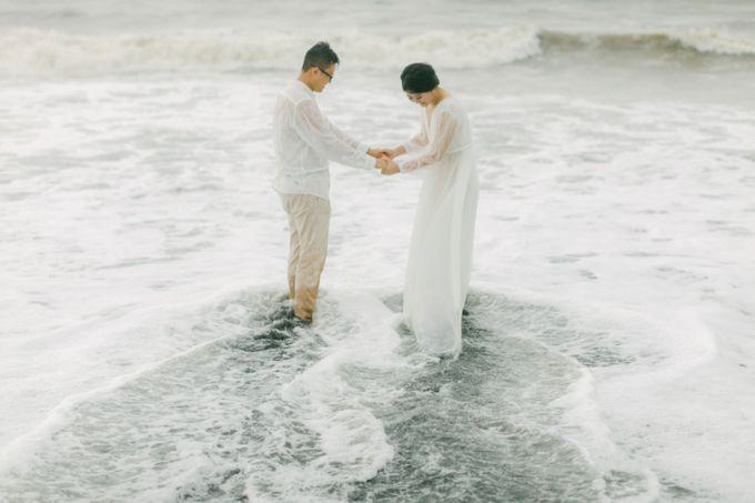 Pre wedding : Nico & Vania by CARA wedding - 006
